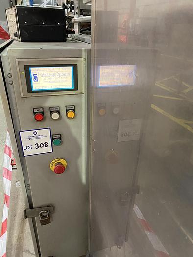 Used Gainsborough VFFS bagging machine