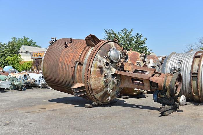 Usata Reattore NICOLA E ALBIA da 27000 Litri