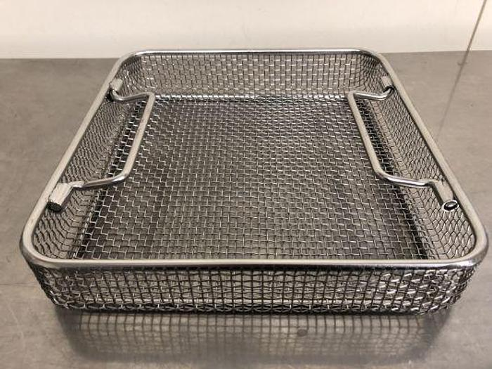 Used AESCULAP Tray Sterilisation 245 x 245 x 50mm
