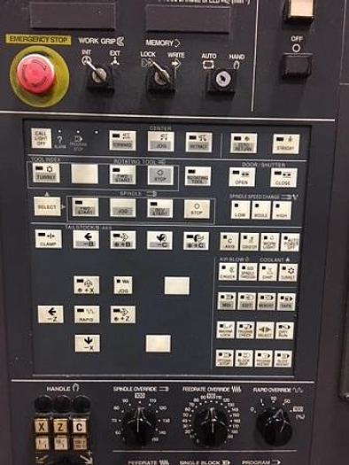 1999 Hitachi Seiki HT-23R III (CNC Lathe With Live Tooling)