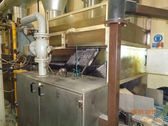 HAAS 88-plate WAFER SHEET OVEN
