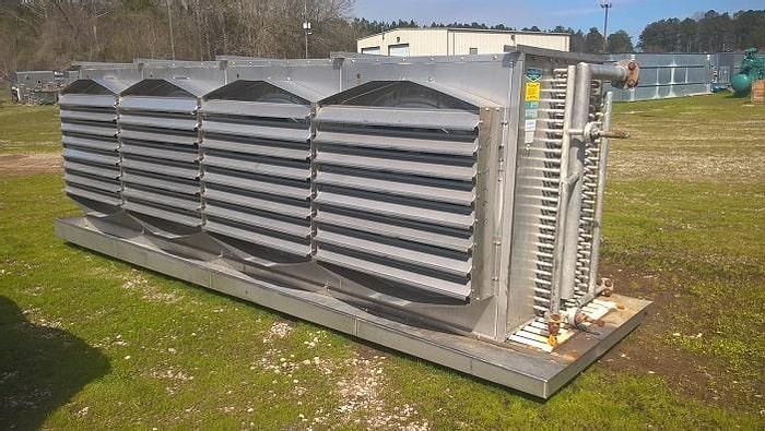 Used McCormack Ammonia Evaporator; Md#M4PCLO78I103/16GBAIG-Q-U-RIGHT