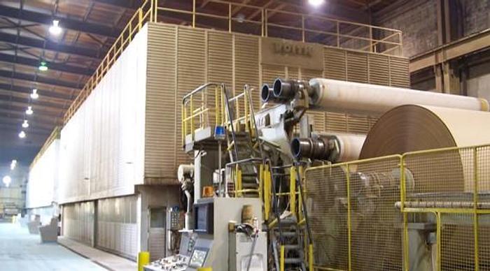 Gebraucht (PM4-87) - Paper Machine