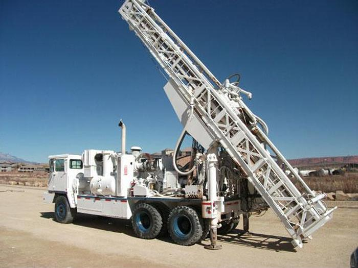 HB16244 1990 Driltech D40K Reverse Circulation Drill Rig