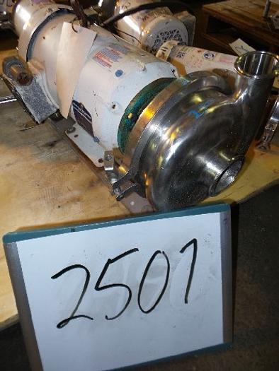 Tri-Clover Tri-Clover 3'' x 2 1/2'' Centrifugal Pump #2501