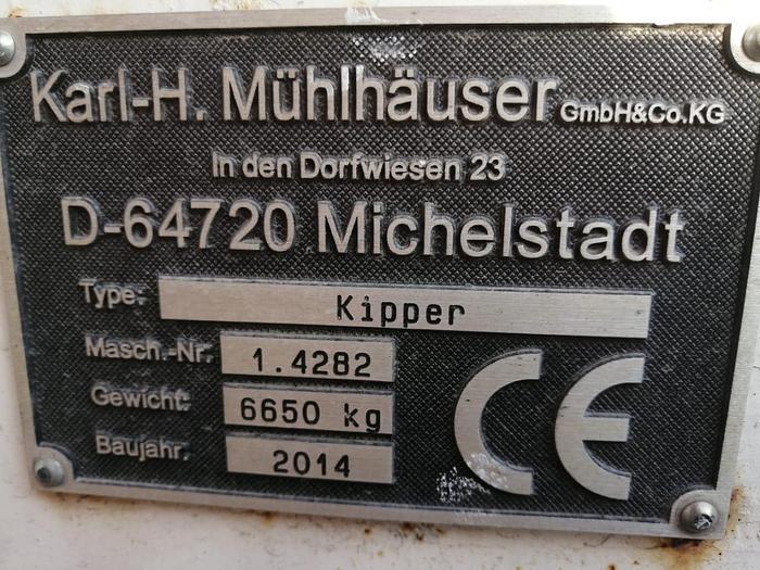 2013 SCHÖMA CFL-180 DCL