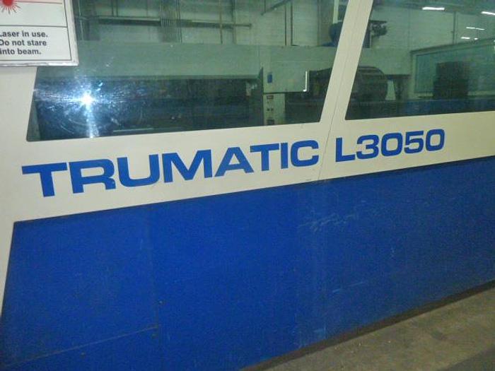 2004 5000 Watt Trumpf CNC Laser Cutting Cell/System