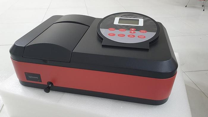 Usado Espectrofotômetro