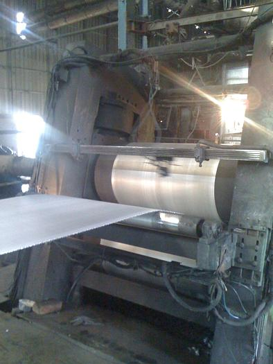Used 1350mm Twin-Roll Aluminum Continuous Strip Caster: MC-410