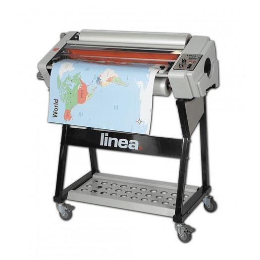 Linea DH650 A1 Roll Fed Laminator Encapsulator With Stand