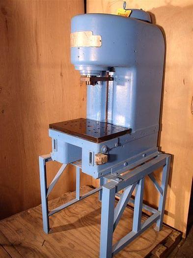 "Used 4 Ton DENISON ""Multipress"" Hydraulic Press; 6"" Stroke"
