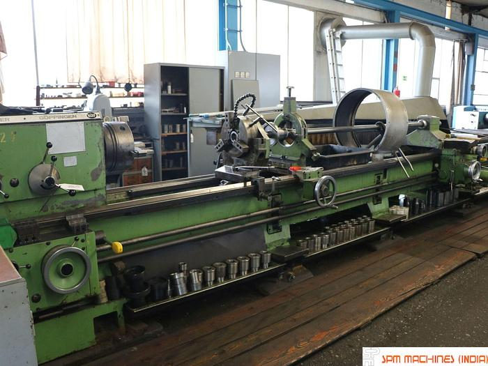 BÖHRINGER M670/6000 Deep Hole Drilling Machine