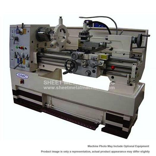 GMC Heavy Duty Gap Bed Lathe GML-1440HD