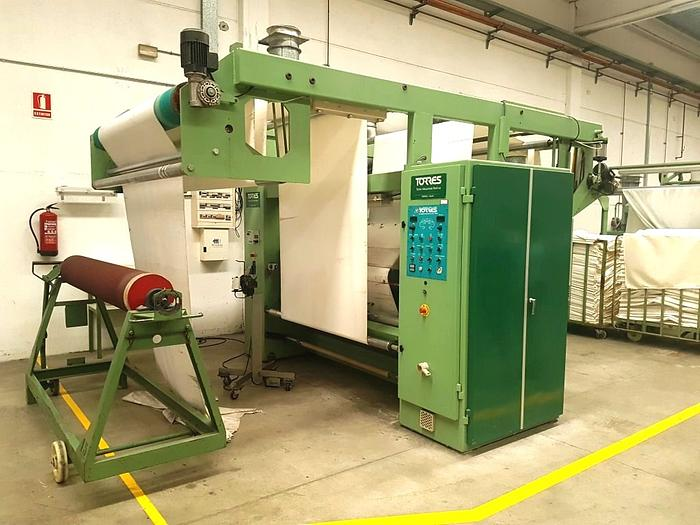 Emerizing Machine TORRES  1800 mm 1992