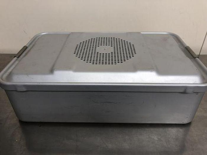 AESCULAP Case Sterilsation 450x 285 x 135mm