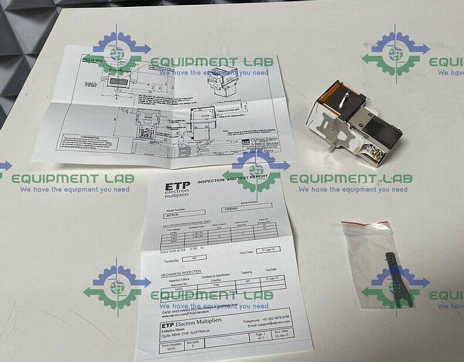ETP Electron Multipliers AF916 Multiplier