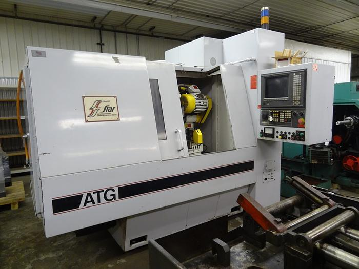 STAR ATG-6AC 6 AXIS CNC TOOL & CUTTER GRINDER