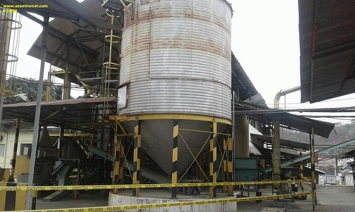 Used DE SMET Solvent Extraction Plant