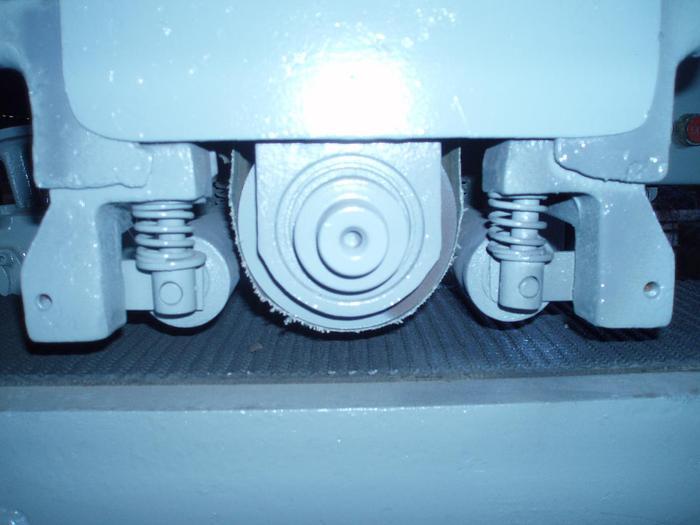 "6"" Timesaver Mdl. 648 Mini-Belt Sander"