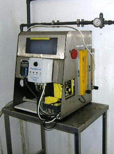 Used PolyBlend unit, type 1000-8. Excellent condition.