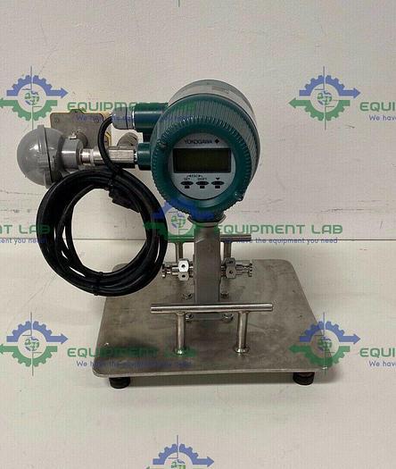 Used Yokogawa Admag AXF Magnetic Flowmeter AXF005C-E1 CE1N-GUN1-21B