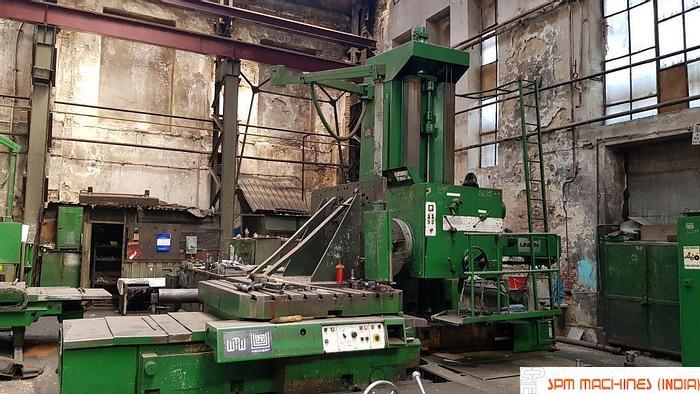 Used WMW Heckert BFP 130/6 Floor Boring Machine
