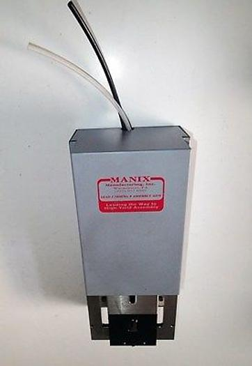 Manix SS-1A radial component lead cutter and former