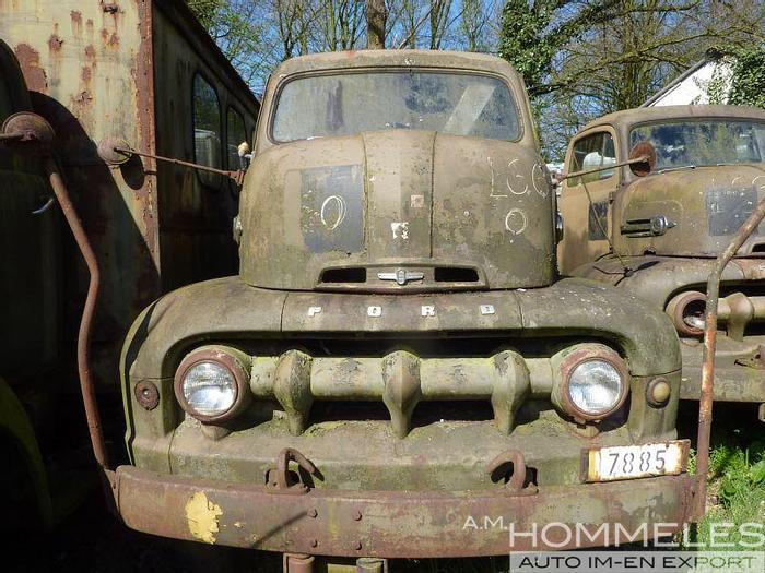 Used Ford f6