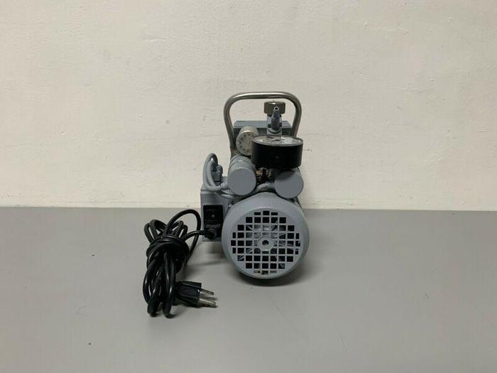 Used Vacuubrand ME 2SI Diaphragm Vacuum Pump