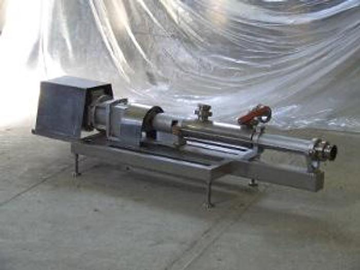 Używane Pompa ślimakowa