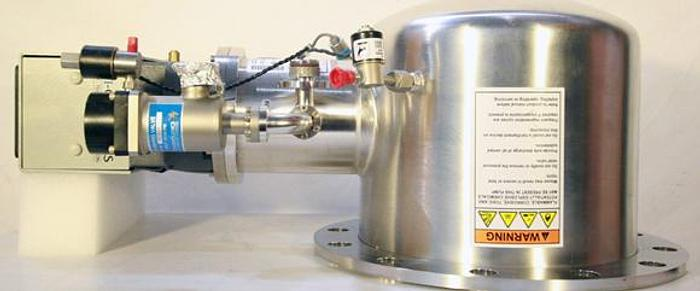 Used CTI CRYOGENICS On-Board  10F Vacuum pump