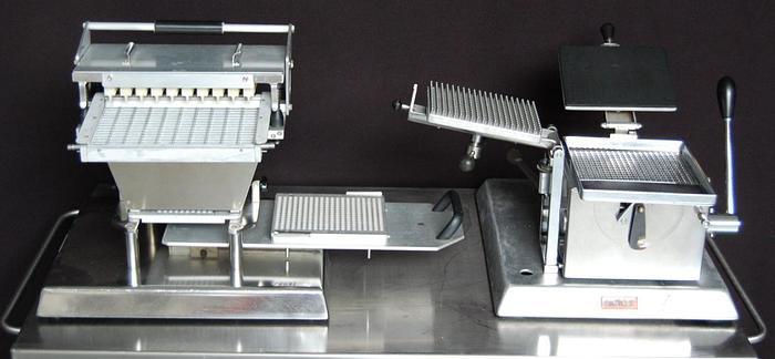Used G15087D - Capsule Filler semi-automatic ZUMA OSZ 150