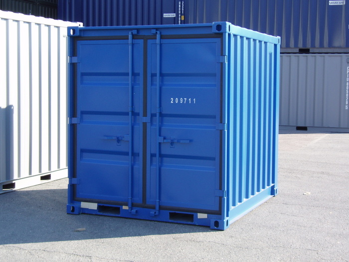 "10 'Container 8'6 ""Storage quality"