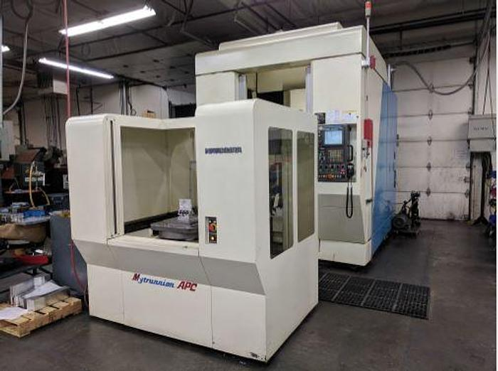 2006 Kitamura 5-Axis Mytrunnion 5 with APC #1694