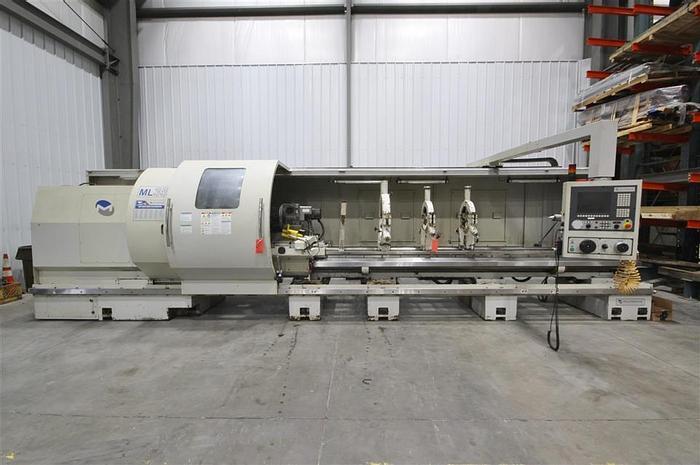 Used 2011 Milltronics ML-35/200