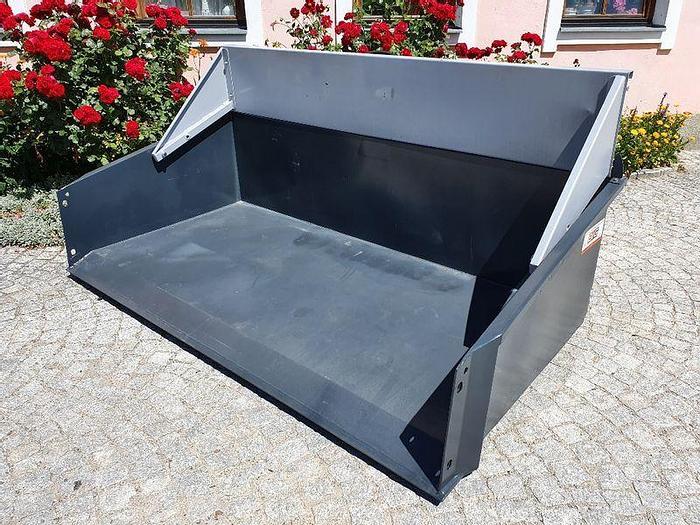 Schwerlast Transportbox 240 cm pass. f. 3 Punkt