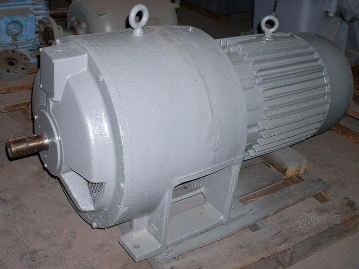 Used 100 HP Delco/Niagara Eddy-Current Type Variable Speed Drive; 0-1185 RPM; 460 VAC/3/60