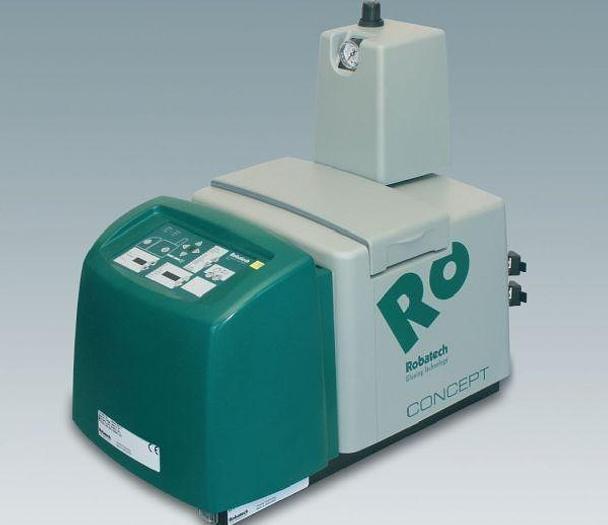 Used Robatech Concept C KPC-12 Gluer