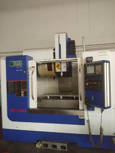 Used 2018 ARCHON AR 860LI CNC MILLING MACHINE CENTER