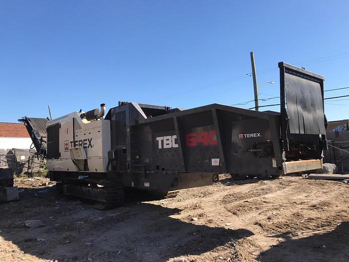 Used 2015 TEREX TBG640