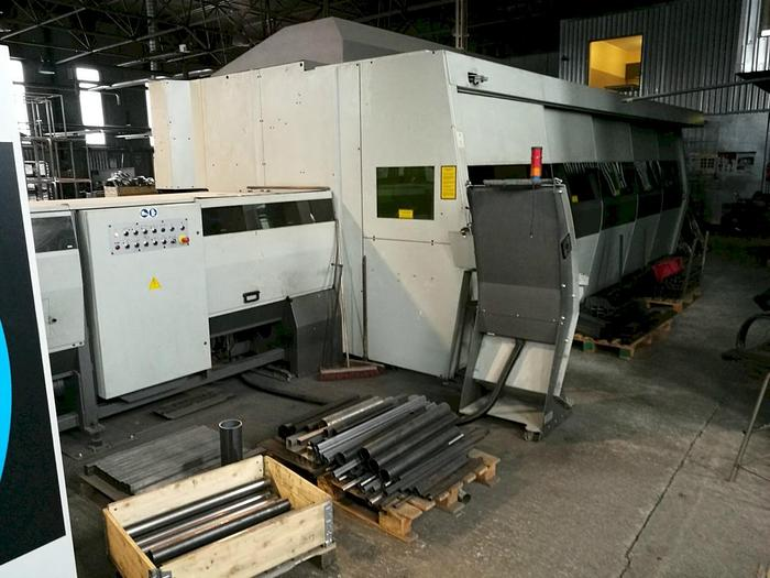 Used BLM Adige SYS LT Combination Flat Bed & Tube Laser
