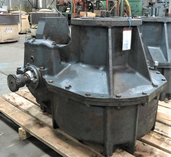 Used SIMPSON 9 SM 2 1/2 FA GEAR BOX