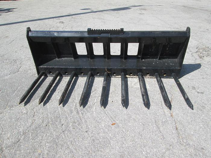 New And Used Skid Steer Attachments