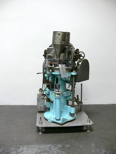 Used Stokes  Model 513 Compression Component Rotary Tablet Press
