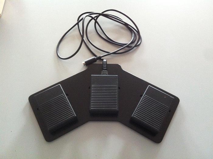 Gebraucht Fußschalter ASA-Schalttechnik FM3 SS1/SS1/SS1 F4 Footswitch
