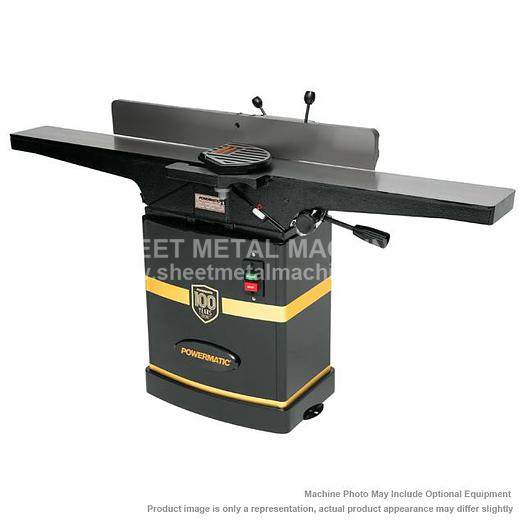 POWERMATIC 54HH Jointer with Helical Cutterhead 1HP 1PH 115V 100 Year Limited Edition 1791317KG