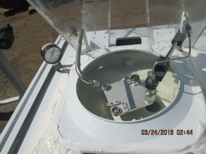 SOLITEC MODEL 1100SD SPINNING / COATING MACHINE