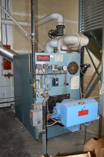 Used Smith Steam Boiler