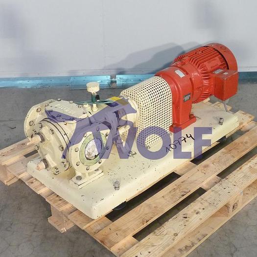 Gebraucht 1996 Massepumpe STORK/Löhne SRT-80-SA002-A,