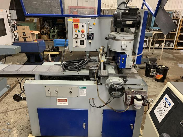 DAKE Automatic Cold Saw Model OMP EUROMATIC 370 PPL 14.5""